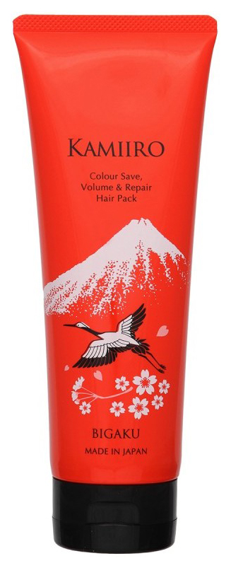 Купить Маска для волос Bigaku Colour Save, Volume&Repair Hair Pack 250 г