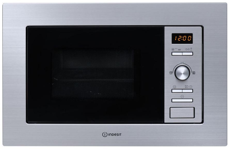 Встраиваемая микроволновая печь с грилем Indesit