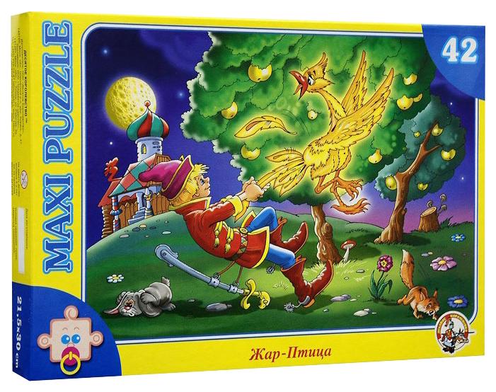 Купить Пазл Десятое Королевство Макси-пазл Жар-птица 00257ДК, Пазлы