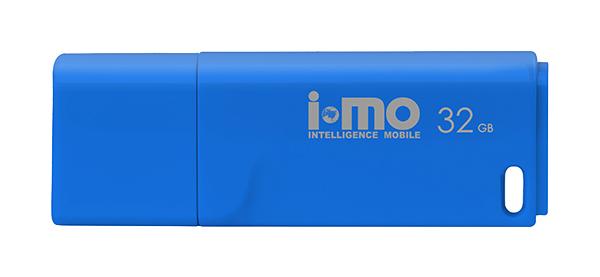 USB флешка IMO Tornado 32GB Blue (IM32GBTN