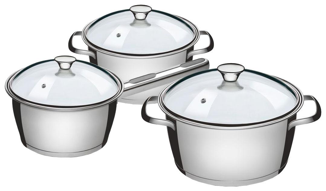 Набор посуды Tramontina 65660/484 Серебристый