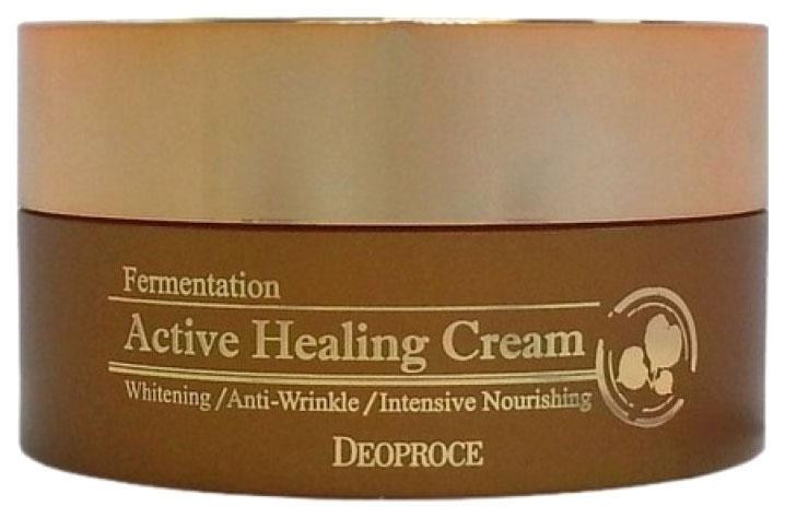 Купить Крем для лица Deoproce Fermentation Active Healing 100 мл