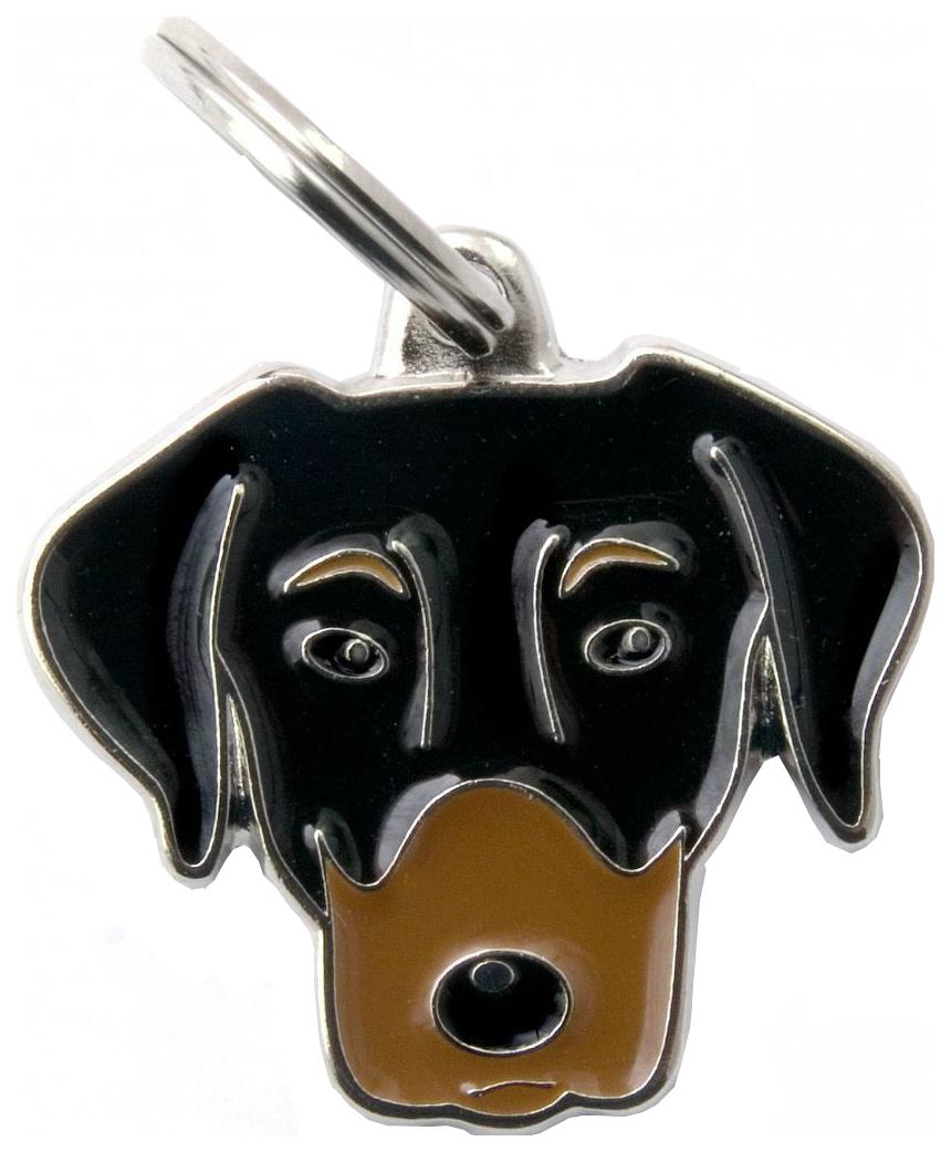 Адресник для собак My Family Friends Доберман