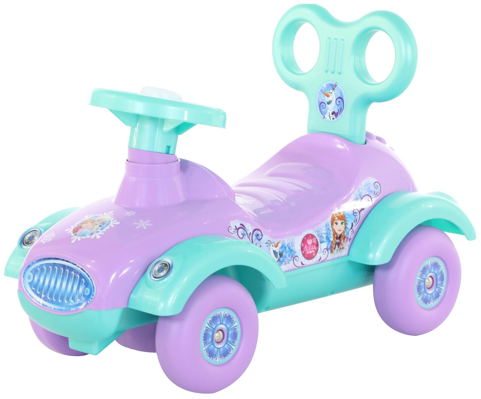 Автомобиль каталка Полесье Disney Холодное сердце