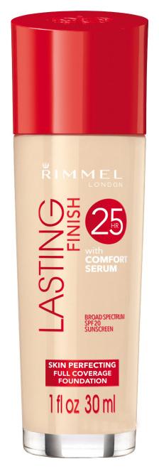 Тональный крем Rimmel Lasting Finish with Comfort Serum тон 103 30 мл