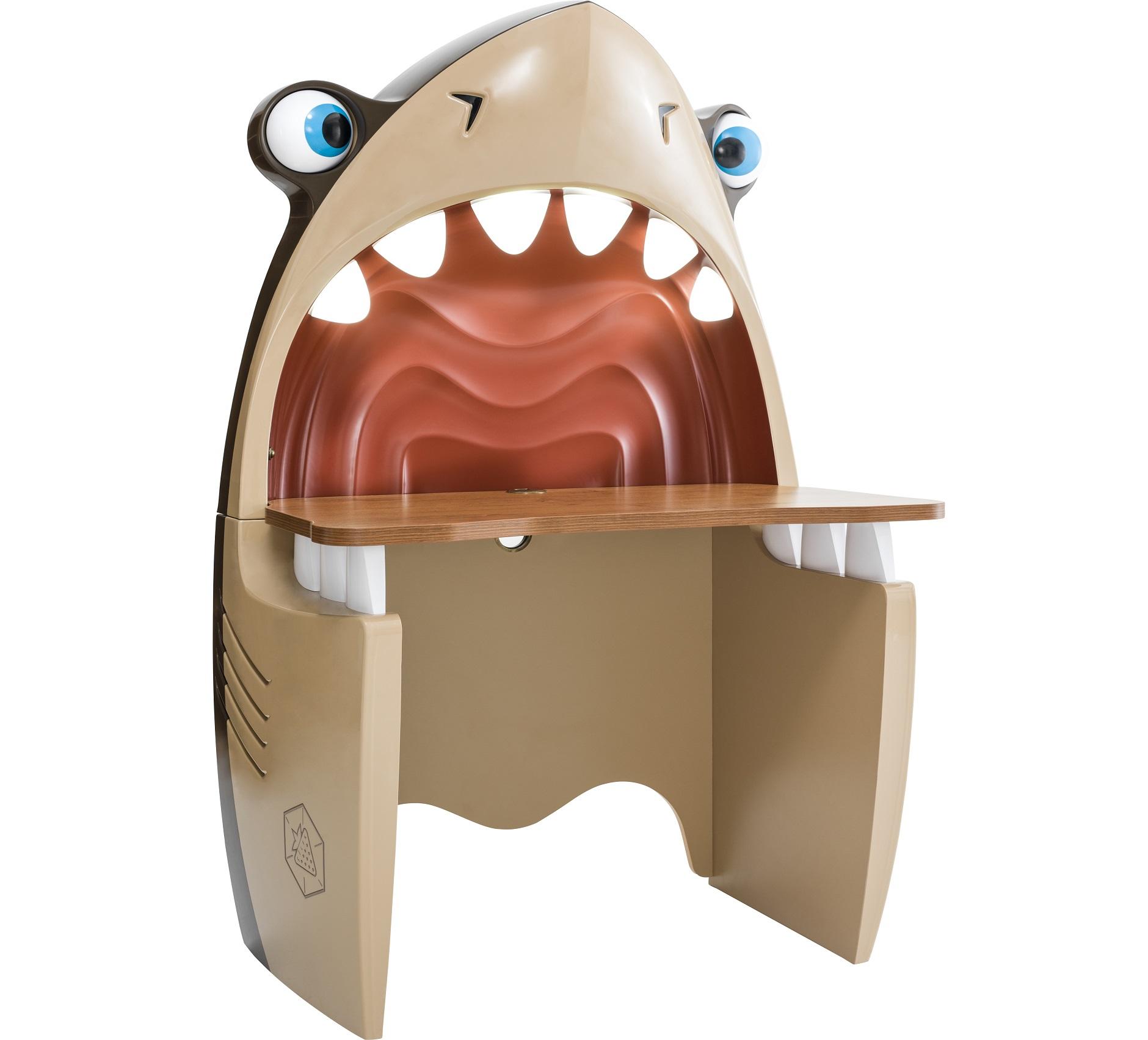 Купить Стол письменный Cilek Shark Pirate, Детские столики