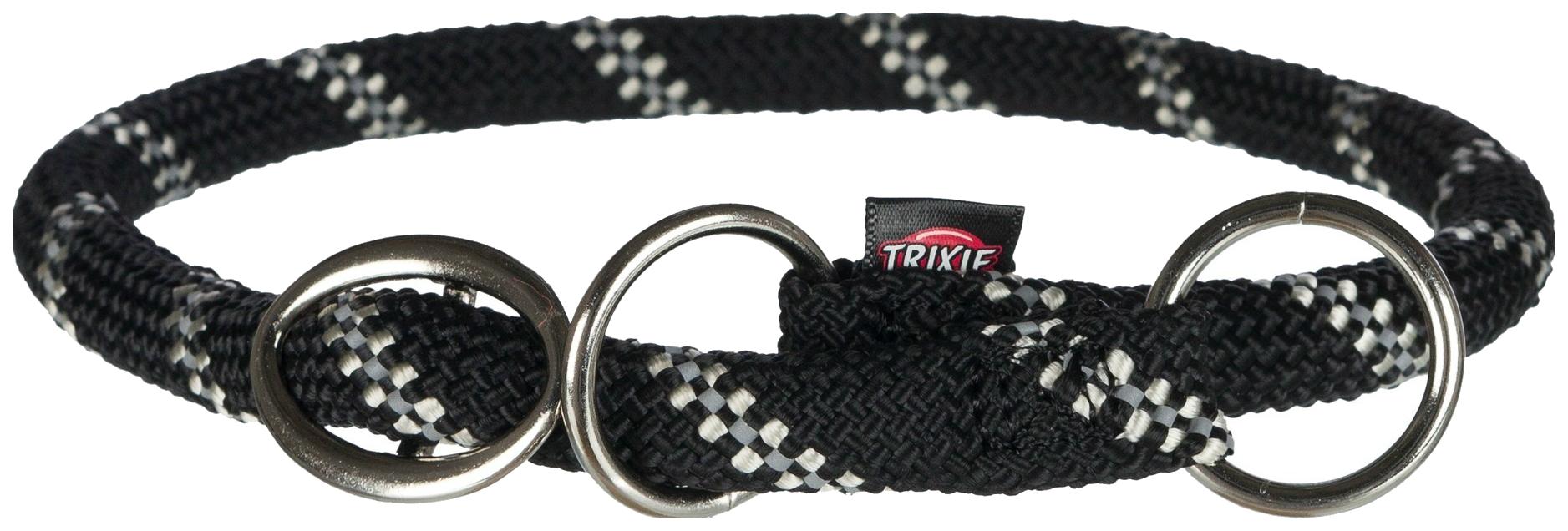 Ошейник для собак Trixie Sporty Rope L–XL 55 см/ф13 мм черный