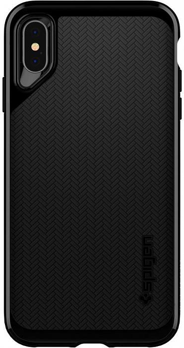 Чехол Spigen Neo Hybrid (063CS24919) для iPhone X/Xs (Jet Black)