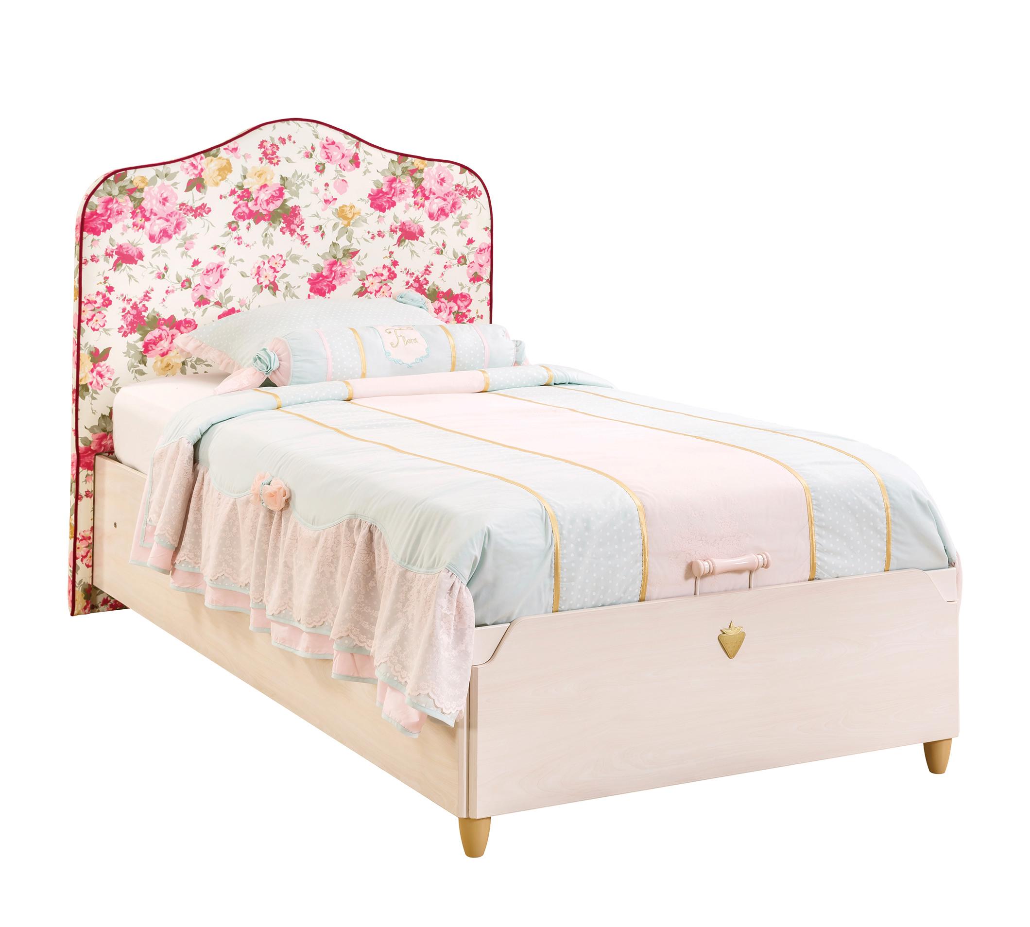 Кровать Cilek Flora с подъемным механизмом,