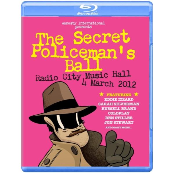 Видеодиск Various Artists The Secret Policeman\'s Ball - Radio City Music Hall 2012