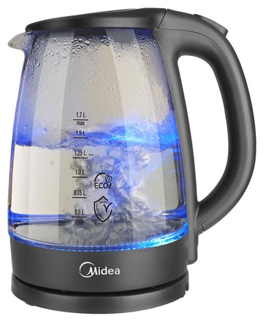 Чайник электрический Midea MK 8015 Black