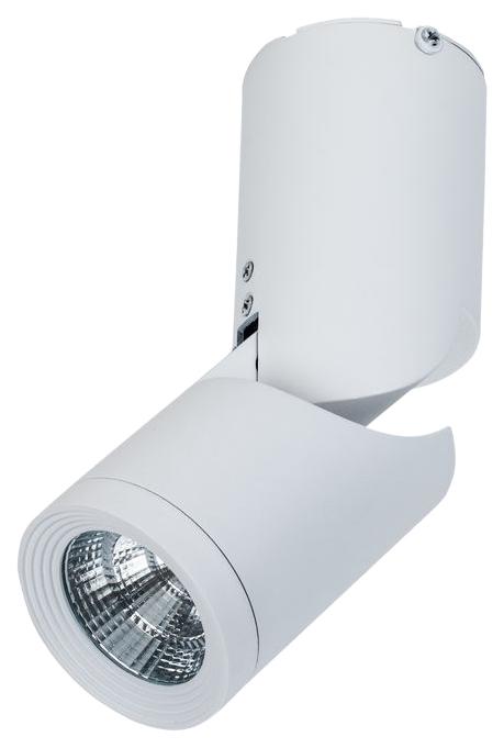 Поворотный накладной светодиодный светильник Maytoni Tube C019CW-01W