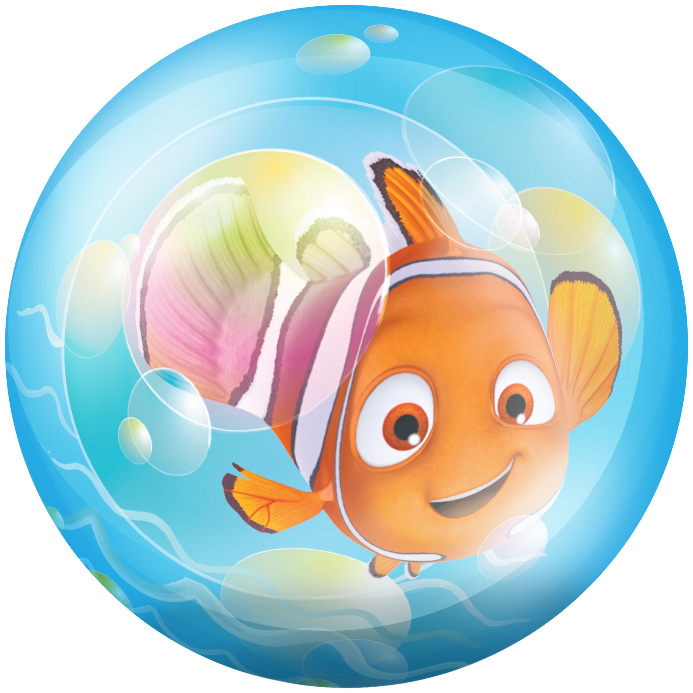 Купить Мяч ЯиГрушка В поисках Немо 23 см, Детские мячи
