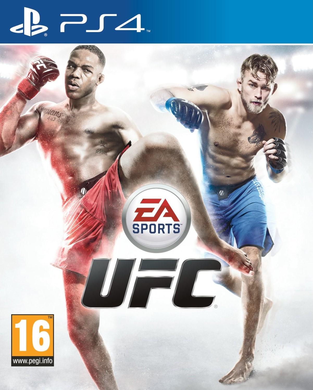 Игра UFC Ultimate Fighting Championship для PlayStation