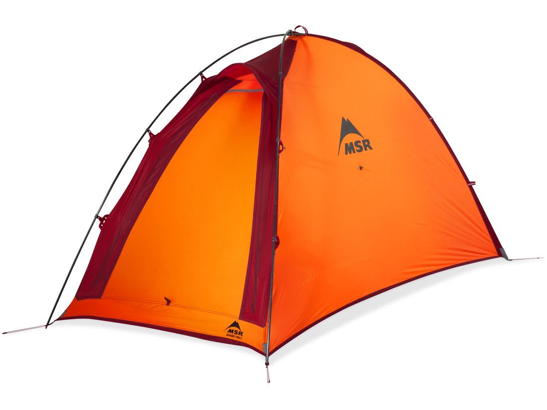 Палатка MSR Advance Pro оранжевая двухместная