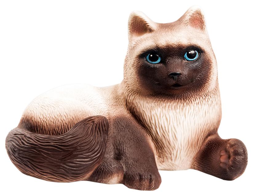 Игрушка для купания Огонек Кошка Сиамка