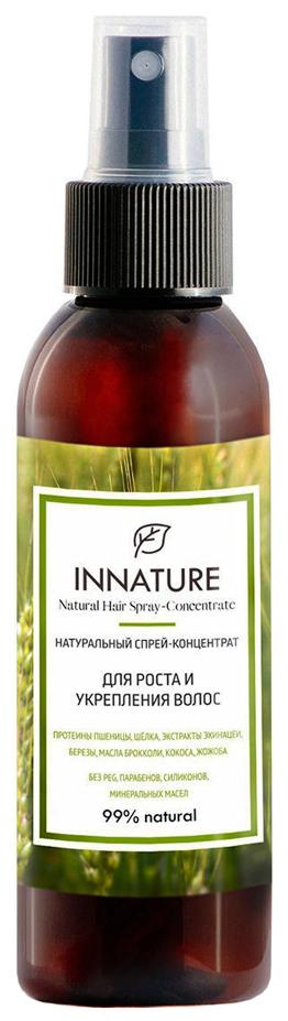 Концентрат для волос iNNature Для роста и укрепления 100 мл по цене 372