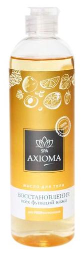 Массажное масло для тела Axioma