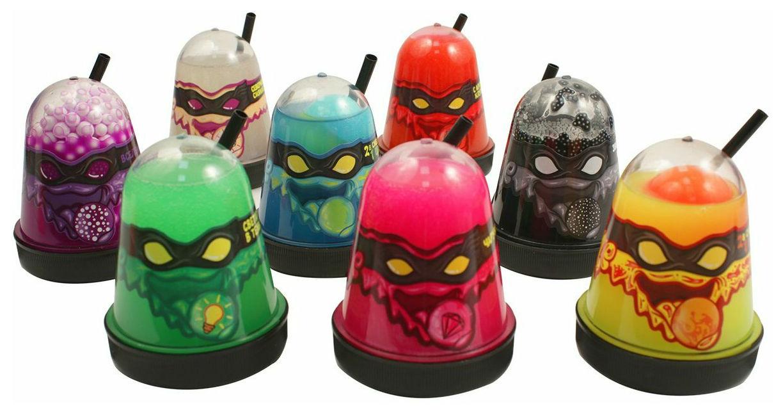 Купить Лизун Фабрика игрушек Slime Ninja SBS130 в ассортименте,