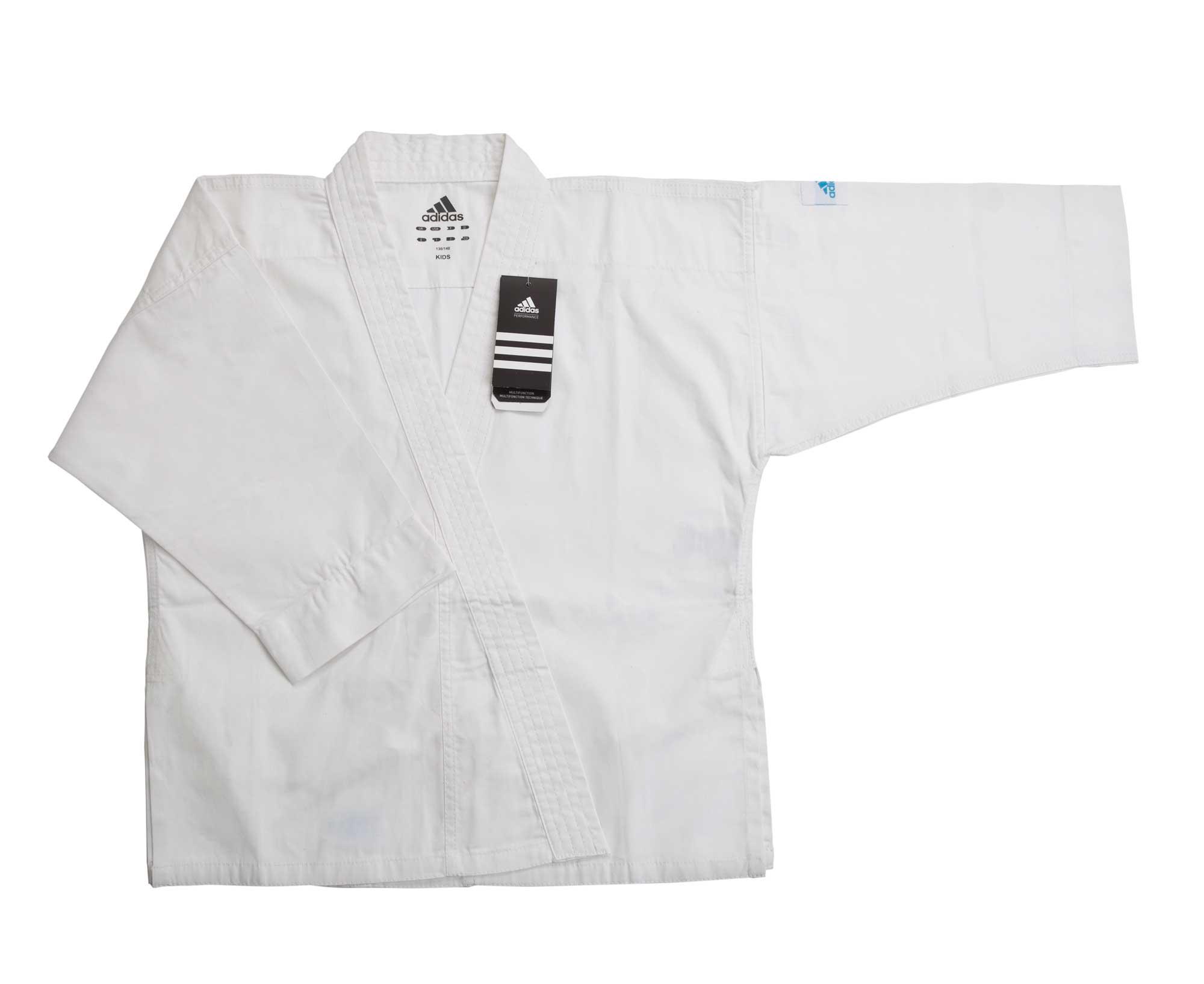 Кимоно для карате Adidas Kids белое