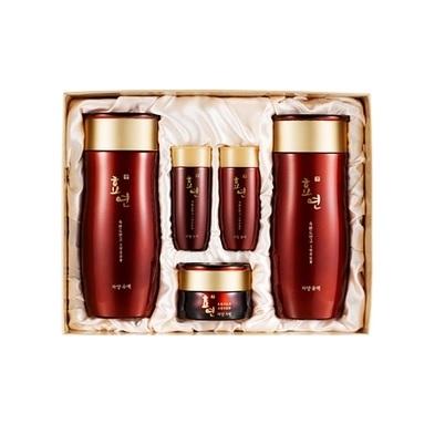 Купить Подарочный набор для лица Welcos Hyo Yeon Jayang Skin Care 2 Items Set Коричневый