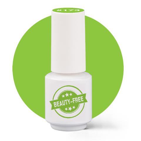 Купить Гель-лак для покрытия ногтей BEAUTY-FREE Flourish №173 Клевер, 4 мл