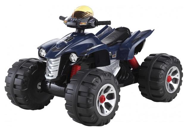 Купить Детский электромобиль квадроцикл Jiajia на аккумуляторе 12V JS318-blue Синий, Электромобили