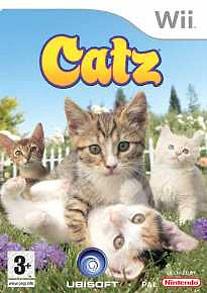 Игра Catz для Nintendo Wii