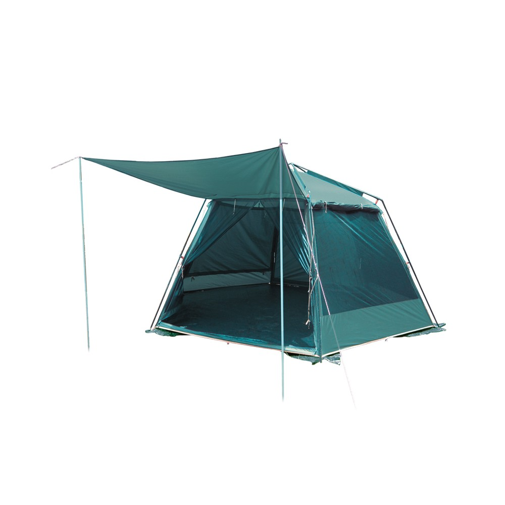 Палатка Tramp Mosquito Lux Green V2 зеленый Цвет зеленый