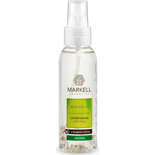 Спрей вуаль для лица Markell Bio Helix