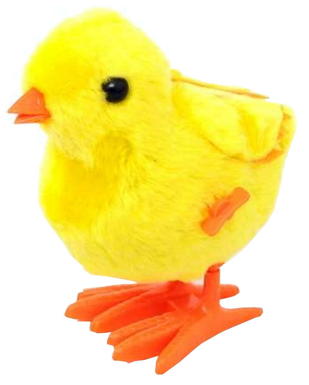 Купить Цыпленок заводной Junfa toys,
