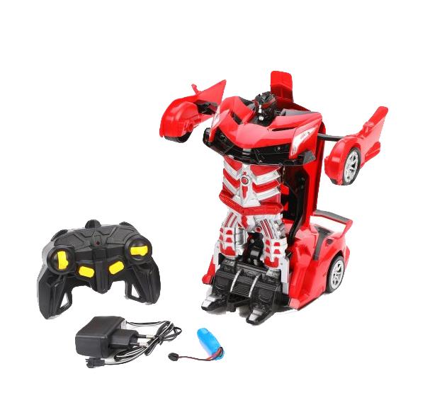 Радиоуправляемый робот Пламенный мотор Робот машина