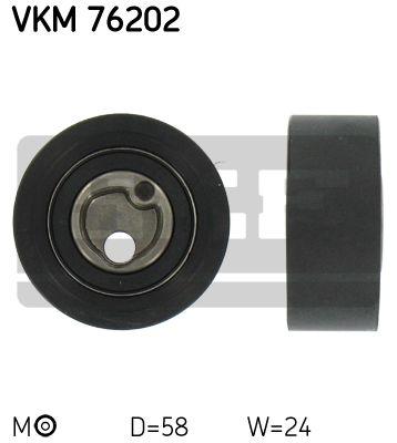 Натяжной ролик SKF VKM 76202