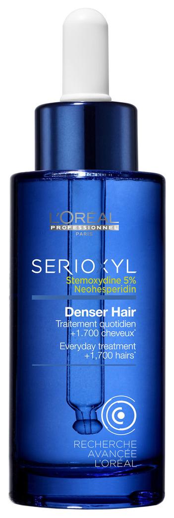 Сыворотка для волос L\'Oreal Professionnel Serioxyl Denser Hair Serum 90 мл