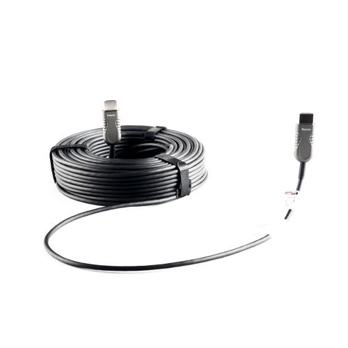 Видео кабель Profi HDMI 2.0 LWL 18Gbps 15,0 м