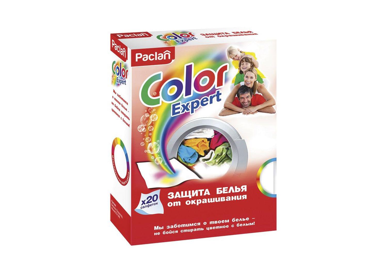Салфетки от окрашивания Paclan 309349