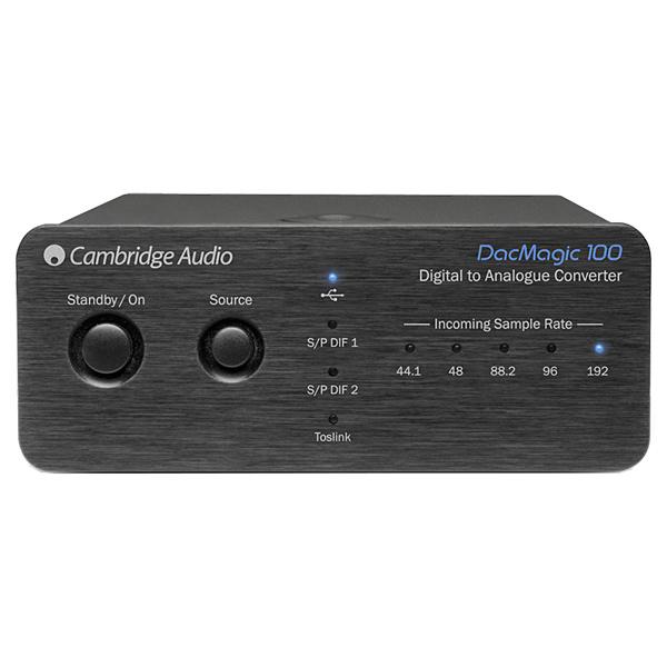 ЦАП Cambridge Audio Azur DacMagic 100