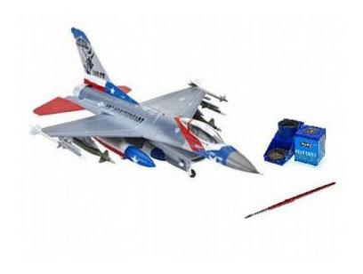 Подарочный набор «самолет f-16c usaf»