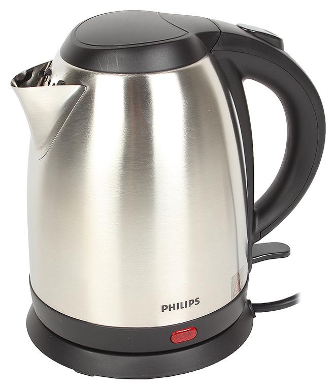 Чайник электрический Philips HD9306/02 Silver/Black