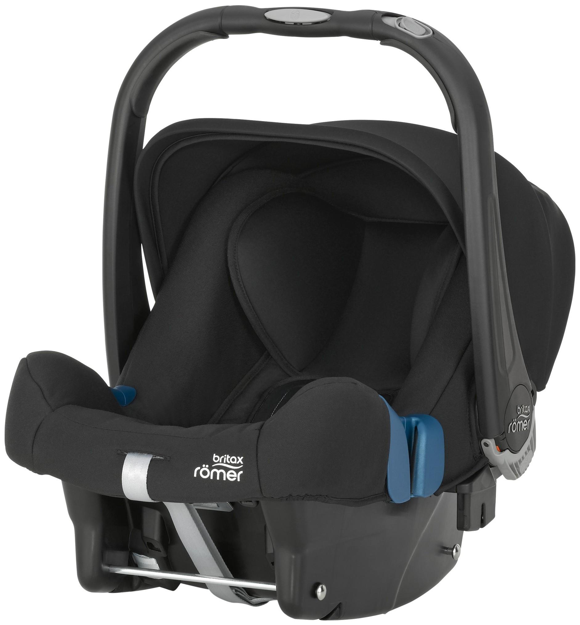 Автокресло Britax Römer Baby-Safe Plus SHR II группа 0+, Cosmos Black (2000023256)