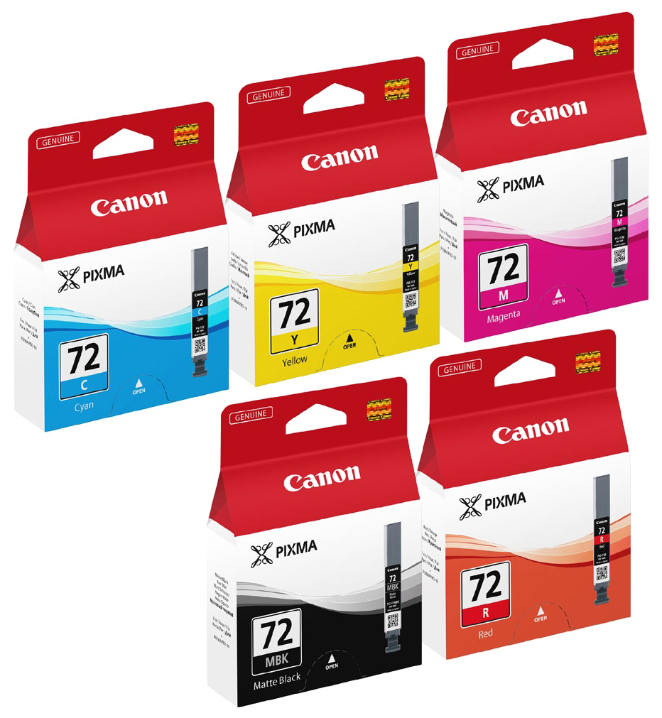 Картридж для струйного принтера Canon PGI-72MBK 6402B009  - купить со скидкой