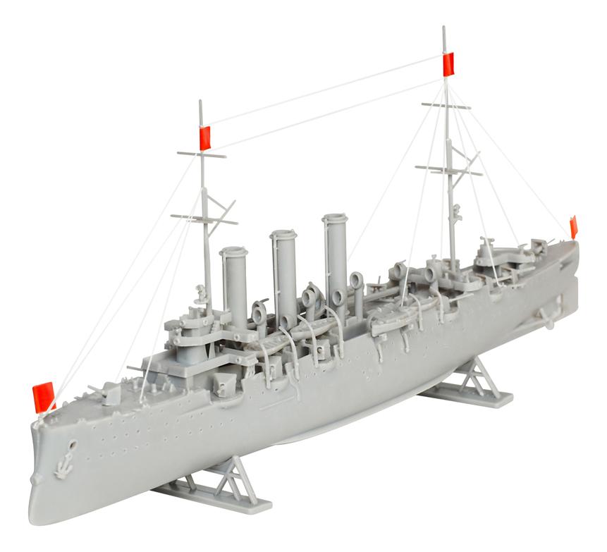 Купить Крейсер Аврора, Модели для сборки Огонек Крейсер Аврора