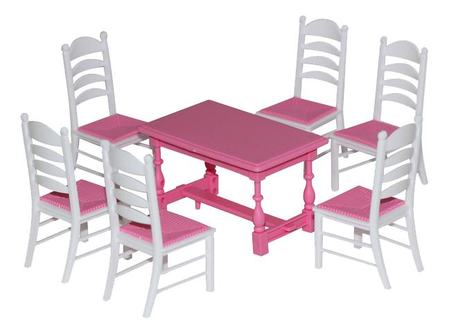 Набор мебели для кукол №6 Полесье фото