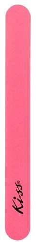 Купить Пилка для ногтей KISS 180600 грит, розовая, F100