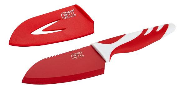 Нож кухонный GIPFEL 6774 11 см фото