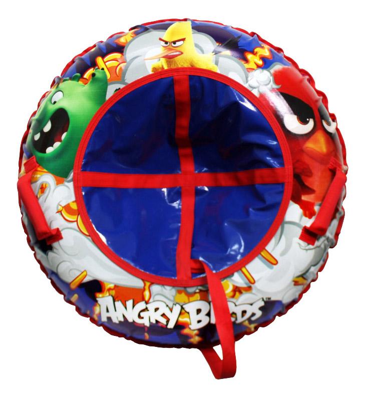 Купить Тюбинг детский 1TOY Angry Birds 100 см, 1 TOY, Тюбинги