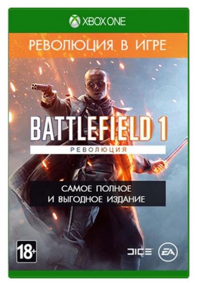 Игра Battlefield 1 Revolution Edition для Xbox One EA