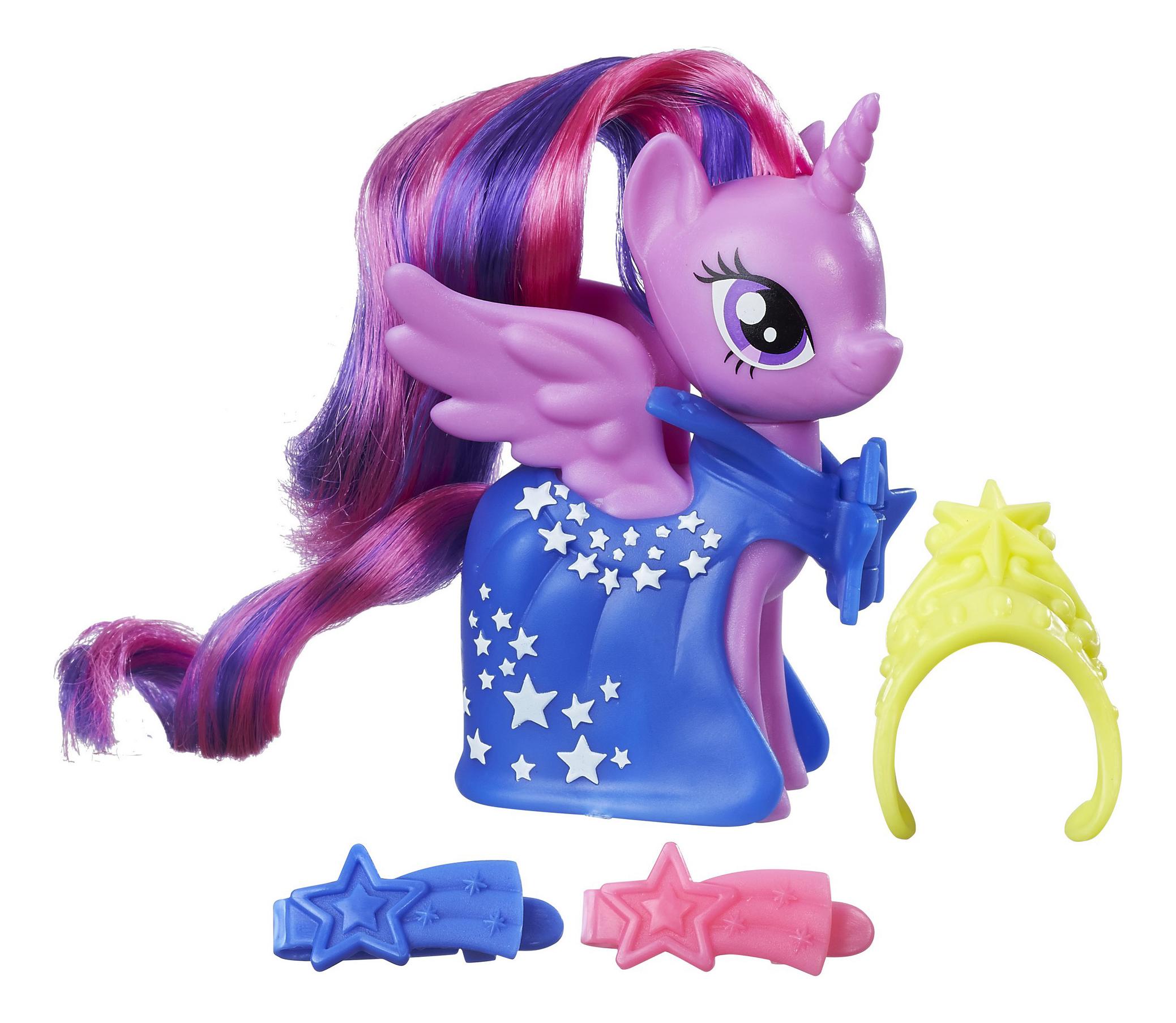 Купить Игровой набор My little Pony Hasbro My Little Pony Princess Twilight Sparkle, Disney Princess, Игровые наборы