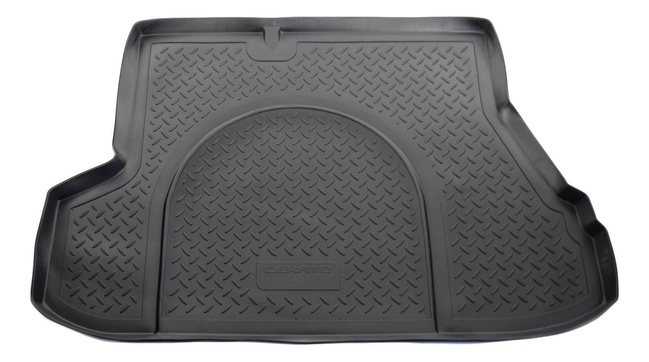 Коврик в багажник автомобиля для KIA Norplast (NPL-P-43-17)