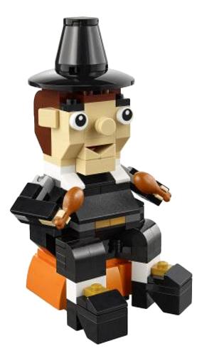 Конструктор LEGO Праздник Пилигримма